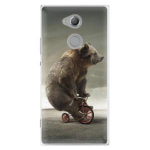 Plastové pouzdro iSaprio Medvěd 01 na mobil Sony Xperia XA2 Ultra