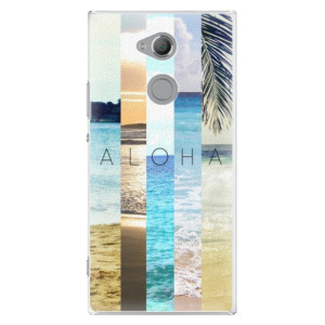 Plastové pouzdro iSaprio Aloha 02 na mobil Sony Xperia XA2 Ultra