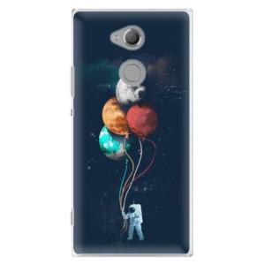 Plastové pouzdro iSaprio Balónky 02 na mobil Sony Xperia XA2 Ultra