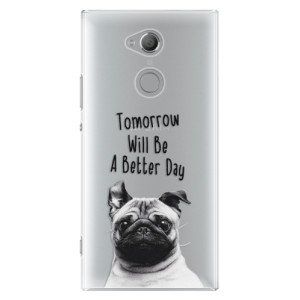Plastové pouzdro iSaprio Better Day 01 na mobil Sony Xperia XA2 Ultra