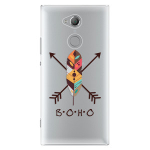 Plastové pouzdro iSaprio BOHO na mobil Sony Xperia XA2 Ultra