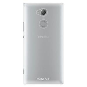 Plastové pouzdro iSaprio 4Pure mléčné bez potisku na mobil Sony Xperia XA2 Ultra