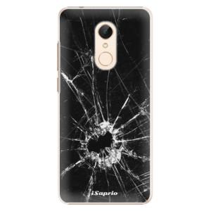 Plastové pouzdro iSaprio Broken Glass 10 na mobil Xiaomi Redmi 5