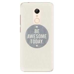 Plastové pouzdro iSaprio Awesome 02 na mobil Xiaomi Redmi 5