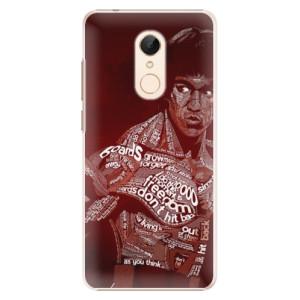 Plastové pouzdro iSaprio Bruce Lee na mobil Xiaomi Redmi 5