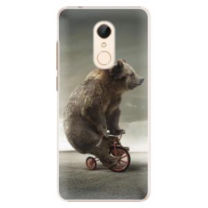 Plastové pouzdro iSaprio Medvěd 01 na mobil Xiaomi Redmi 5