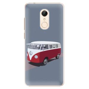 Plastové pouzdro iSaprio VW Bus na mobil Xiaomi Redmi 5