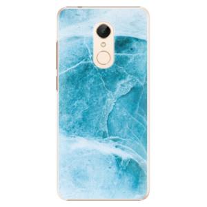 Plastové pouzdro iSaprio Blue Marble na mobil Xiaomi Redmi 5