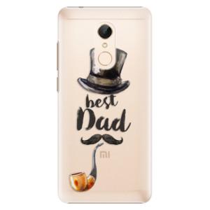 Plastové pouzdro iSaprio Best Dad na mobil Xiaomi Redmi 5