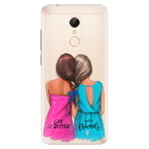 Plastové pouzdro iSaprio Best Friends na mobil Xiaomi Redmi 5