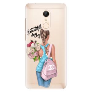 Plastové pouzdro iSaprio Beautiful Day na mobil Xiaomi Redmi 5