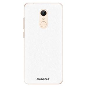 Plastové pouzdro iSaprio 4Pure bílé na mobil Xiaomi Redmi 5