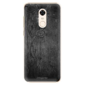 Plastové pouzdro iSaprio Black Wood 13 na mobil Xiaomi Redmi 5 Plus