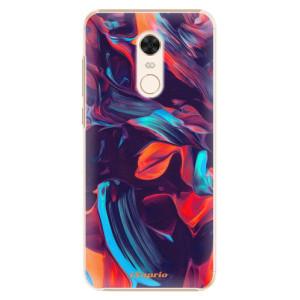 Plastové pouzdro iSaprio Barevný mramor 19 na mobil Xiaomi Redmi 5 Plus