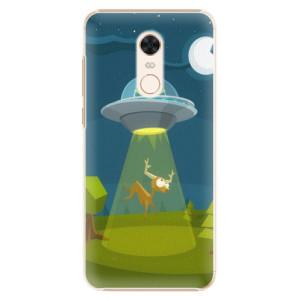 Plastové pouzdro iSaprio Ufouni 01 na mobil Xiaomi Redmi 5 Plus