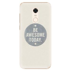 Plastové pouzdro iSaprio Awesome 02 na mobil Xiaomi Redmi 5 Plus