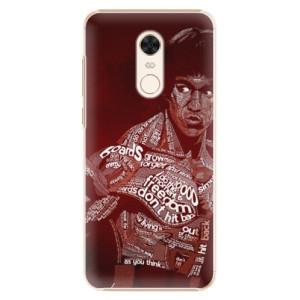 Plastové pouzdro iSaprio Bruce Lee na mobil Xiaomi Redmi 5 Plus