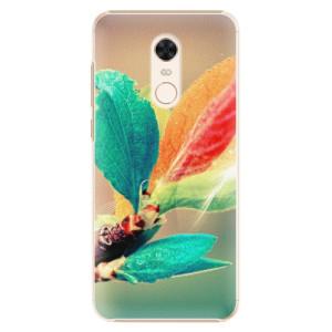 Plastové pouzdro iSaprio Podzim 02 na mobil Xiaomi Redmi 5 Plus