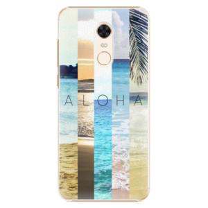 Plastové pouzdro iSaprio Aloha 02 na mobil Xiaomi Redmi 5 Plus