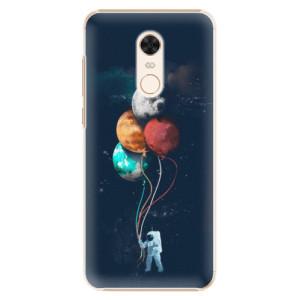Plastové pouzdro iSaprio Balónky 02 na mobil Xiaomi Redmi 5 Plus