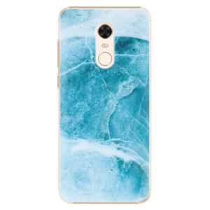Plastové pouzdro iSaprio Blue Marble na mobil Xiaomi Redmi 5 Plus