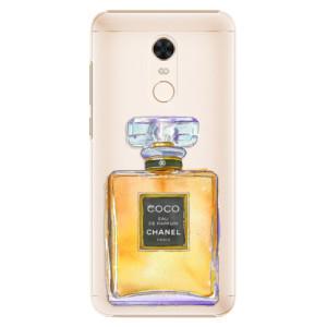 Plastové pouzdro iSaprio Chanel Gold na mobil Xiaomi Redmi 5 Plus