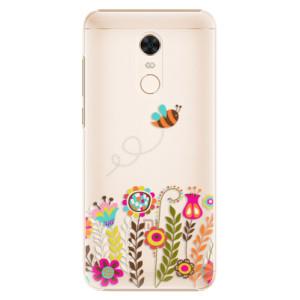 Plastové pouzdro iSaprio Včelka Pája 01 na mobil Xiaomi Redmi 5 Plus