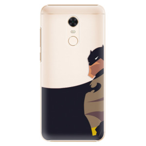 Plastové pouzdro iSaprio BaT Komiks na mobil Xiaomi Redmi 5 Plus