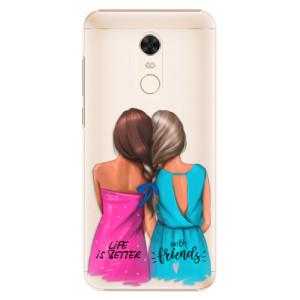 Plastové pouzdro iSaprio Best Friends na mobil Xiaomi Redmi 5 Plus