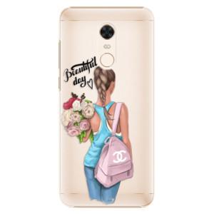 Plastové pouzdro iSaprio Beautiful Day na mobil Xiaomi Redmi 5 Plus