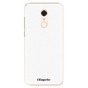 Plastové pouzdro iSaprio 4Pure bílé na mobil Xiaomi Redmi 5 Plus