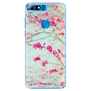 Plastové pouzdro iSaprio Blossom 01 na mobil Huawei Y7 Prime 2018