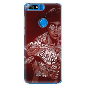 Plastové pouzdro iSaprio Bruce Lee na mobil Huawei Y7 Prime 2018