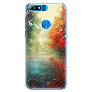 Plastové pouzdro iSaprio Podzim 03 na mobil Huawei Y7 Prime 2018