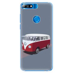 Plastové pouzdro iSaprio VW Bus na mobil Huawei Y7 Prime 2018