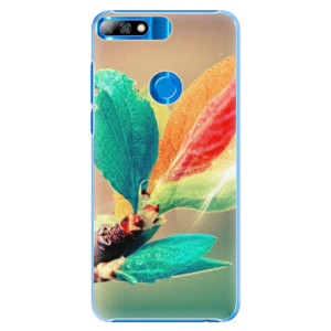 Plastové pouzdro iSaprio Podzim 02 na mobil Huawei Y7 Prime 2018