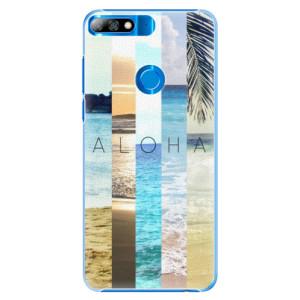 Plastové pouzdro iSaprio Aloha 02 na mobil Huawei Y7 Prime 2018