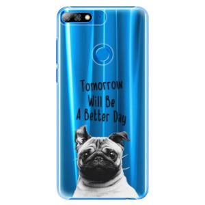 Plastové pouzdro iSaprio Better Day 01 na mobil Huawei Y7 Prime 2018