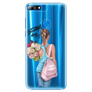 Plastové pouzdro iSaprio Beautiful Day na mobil Huawei Y7 Prime 2018