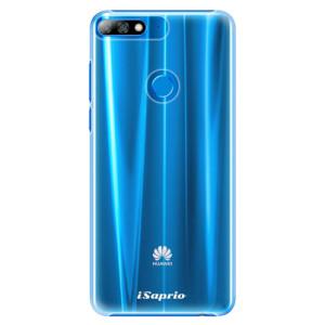 Plastové pouzdro iSaprio 4Pure mléčné bez potisku na mobil Huawei Y7 Prime 2018