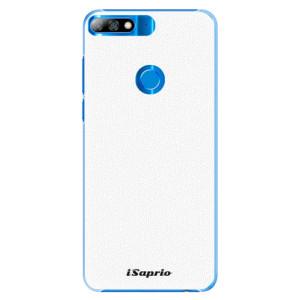 Plastové pouzdro iSaprio 4Pure bílé na mobil Huawei Y7 Prime 2018