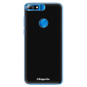Plastové pouzdro iSaprio 4Pure černé na mobil Huawei Y7 Prime 2018