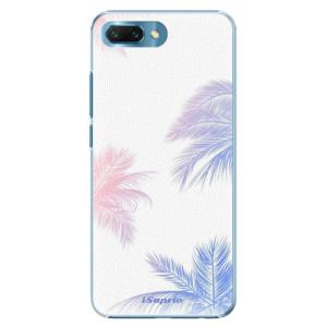 Plastové pouzdro iSaprio Palmy 10 na mobil Honor 10