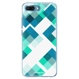 Plastové pouzdro iSaprio Abstract Squares 11 na mobil Honor 10
