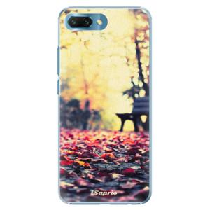 Plastové pouzdro iSaprio Bench 01 na mobil Honor 10