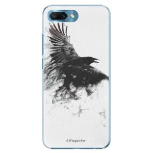Plastové pouzdro iSaprio Havran 01 na mobil Honor 10