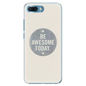 Plastové pouzdro iSaprio Awesome 02 na mobil Honor 10