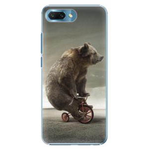 Plastové pouzdro iSaprio Medvěd 01 na mobil Honor 10