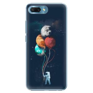 Plastové pouzdro iSaprio Balónky 02 na mobil Honor 10