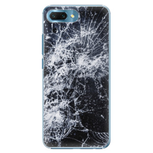 Plastové pouzdro iSaprio Praskliny na mobil Honor 10